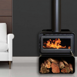 Blaze B100 Freestanding Wood Fireplace