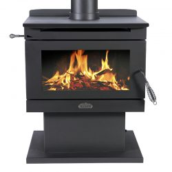 Blaze FS500LE Freestanding Wood Fireplace