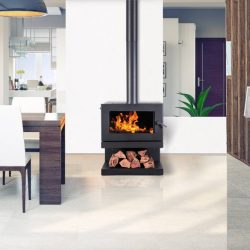 Blaze B600 Freestanding Wood Fireplace