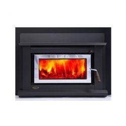 Clean Air Large Insert Inbuilt Wood Fireplace