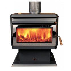 Clean Air Medium Wood Heater