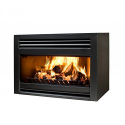 Heatmaster Wood Fireboxes 'A' Series Insulated