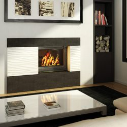 Seguin Europa 7 Cast Iron Cheminee Fireplace