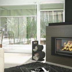 Seguin Visio 8 Plus Black Line Glass Lift Door
