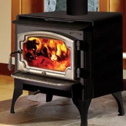 Lopi Answer Freestanding Wood Fireplace