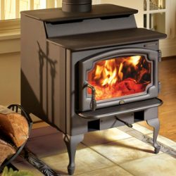 Lopi Endeavour Freestanding Wood Fireplace