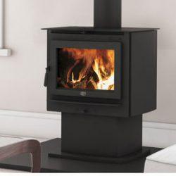 Lopi Evergreen Freestanding Wood Fireplace