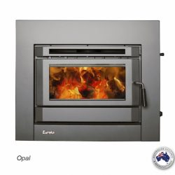 Eureka Opal Inbuilt Wood Fireplace
