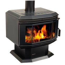 Masport F12000 Freestanding Wood Fireplace