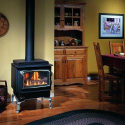 Regency F33 Freestanding Gas Fireplace