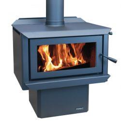 Masport Hawthorne Freestanding Wood Fireplace