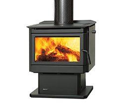Regency Renmark Freestanding Wood Fireplace