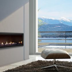 Escea DX1500 Inbuilt Gas Fireplace