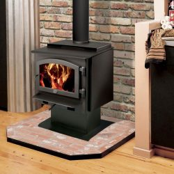 Lopi Republic 1750 Freestanding Wood Fireplace SALE