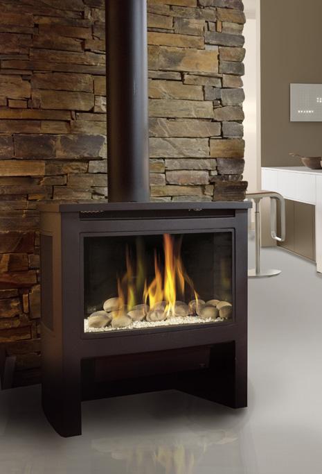 Lopi Cypress Freestanding Gas Fireplace Sale Hawkesbury