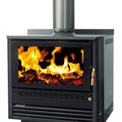 Heat Charm C600 Freestanding Wood Fireplace