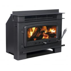 Nectre Inbuilt Wood Fireplace