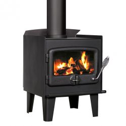 Nectre 15 Freestanding Wood Fireplace