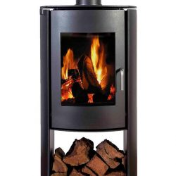Nectre N60 Freestanding Wood Fireplace SALE