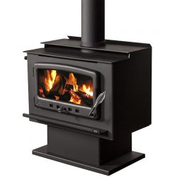 Nectre Mk 2 Freestanding Wood Fireplace SALE