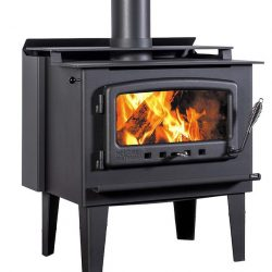 Nectre Mega Freestanding Wood Fireplace SALE