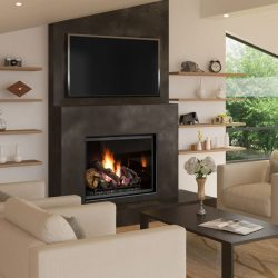 Lopi 864 Clean Face GS2 Inbuilt Gas Fireplace