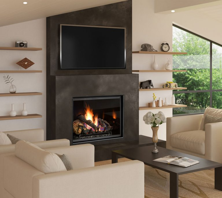 Lopi 864 Clean Face Gs2 Inbuilt Gas Fireplace Sale
