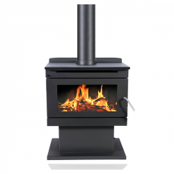 Blaze B800 Freestanding Wood Fireplace SALE