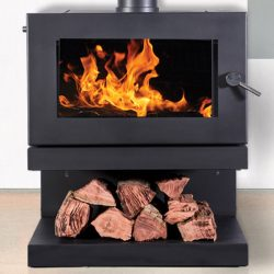 Blaze B900 Freestanding Wood Fireplace