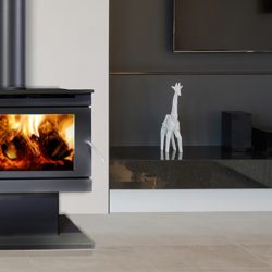 Blaze B500 Freestanding Wood Fireplace SALE