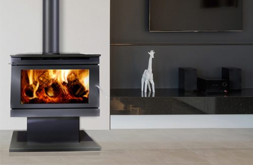 Blaze B500 Freestanding Wood Fireplace Sale Hawkesbury