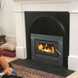Coonara Compact Wood Inbuilt Heater