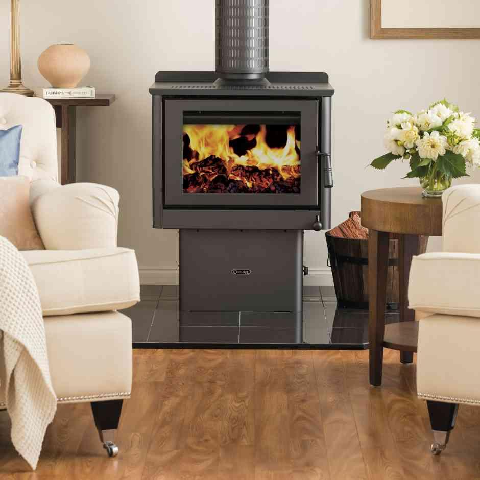 Coonara Settler C500 Freestanding Wood Heater Hawkesbury