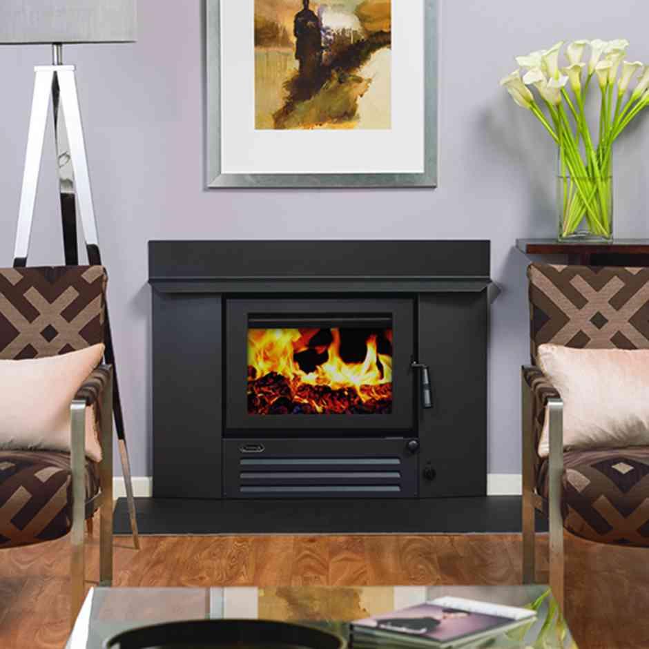 Coonara Settler I500 Inbuilt Wood Heater Hawkesbury Heating