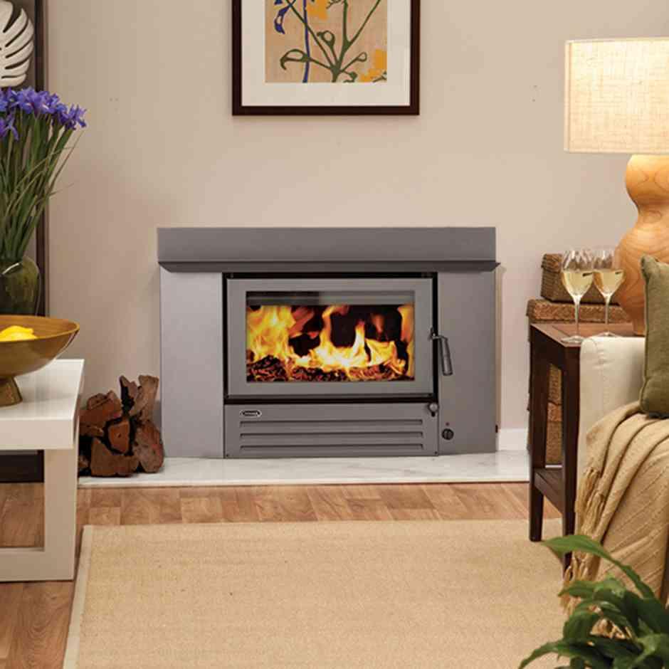 Coonara Settler I600 Inbuilt Wood Heater Hawkesbury Heating