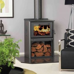 Coonara Settler C500 Ranch Freestanding Fireplace