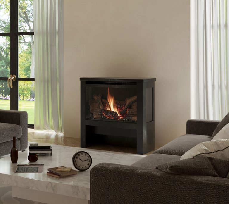 Lopi Cypress Freestanding Gas Fireplace SALE - Hawkesbury ...