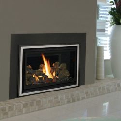 GAS HEATERS AND FIREPLACES