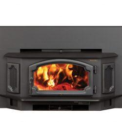 Lopi Freedom Bay Inbuilt Wood Fireplace