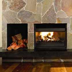 Heatmaster Wood Fireboxes 'B' Series Uninsulated
