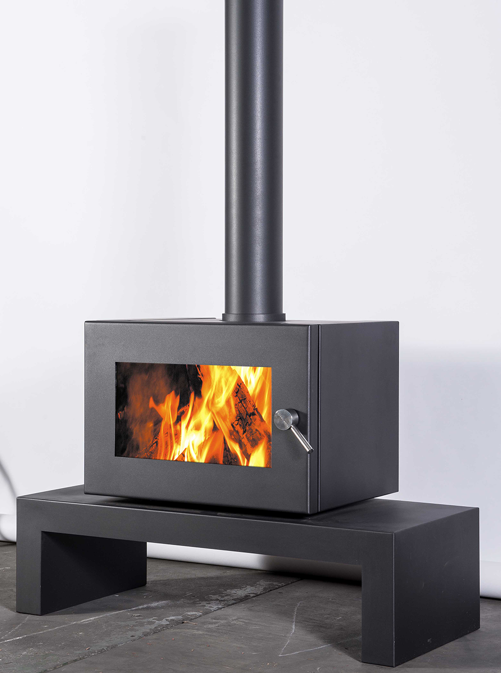 Blaze B605 Freestanding Wood Fireplace Hawkesbury Heating