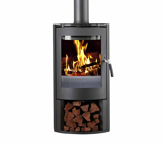 Kent Caliente Freestanding Wood Fireplace Hawkesbury Heating