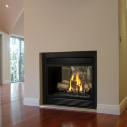 Lopi 864ST GS2 Double Sided Gas Fireplace