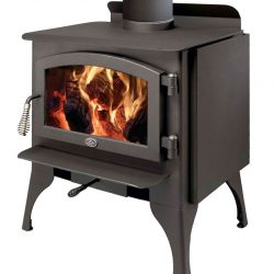 Lopi Republic 1250 Freestanding Wood Fireplace SALE