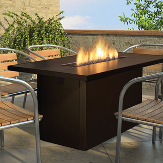 Regency Plateau Coffee Table Outdoor Gas Firetable Pto30ist Hawkesbury Heating