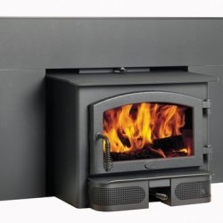 Lopi Republic 1750i Inbuilt Wood Fireplace SALE