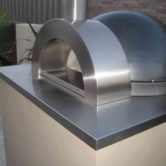 Zesti Z1100 Woodfired Pizza Ovens Hawkesbury Heating