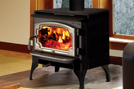 Wondrous Lopi Answer Freestanding Wood Fireplace Sale Hawkesbury Complete Home Design Collection Barbaintelli Responsecom