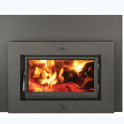 Lopi Flush Wood Medium Inbuilt Wood Fireplace SALE