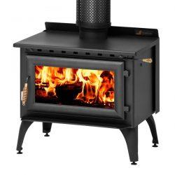 Kent Classic 1000 Freestanding Wood Fireplace